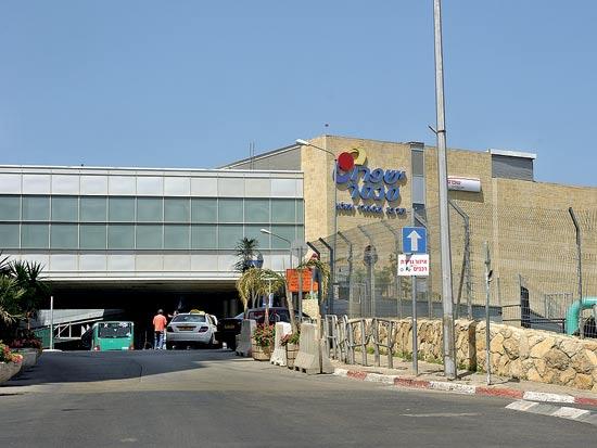 בית חולים הדסה עין כרם / צלם: איל יצהר